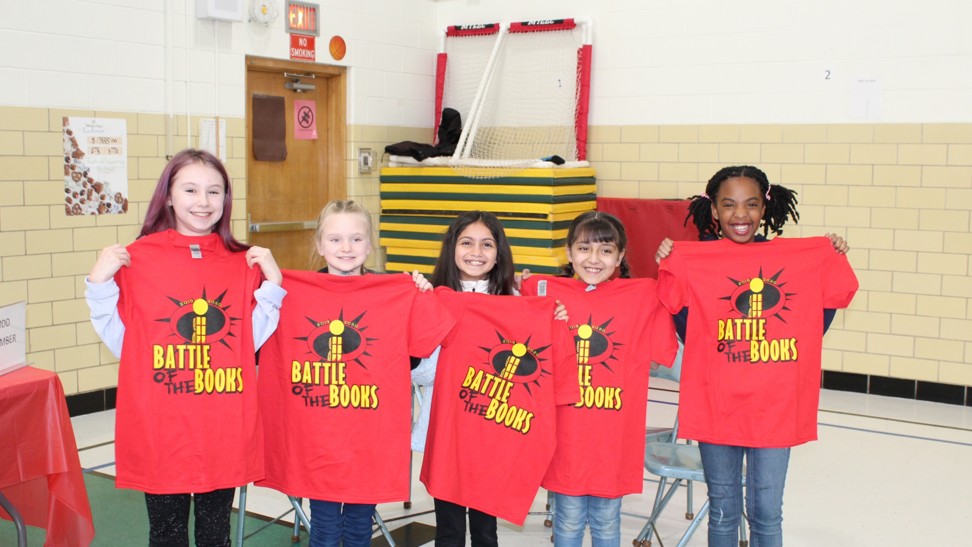 4th Grade Battle of the Books Winners